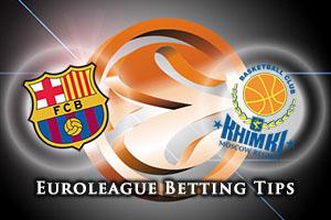 FC Barcelona Lassa v Khimki Moscow Region Betting Tips