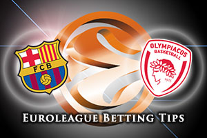 FC Barcelona Lassa v Olympiacos Piraeus Betting Tips