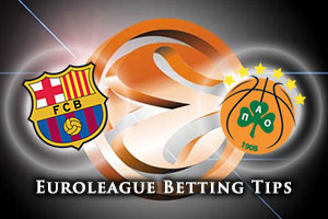 FC Barcelona Lassa v Panathinaikos Athens Betting Tips