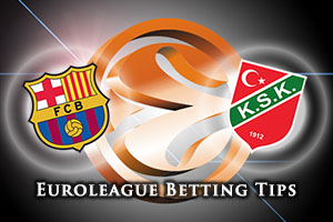 FC Barcelona Lassa v Pinar Karsiyaka Izmir Betting Tips