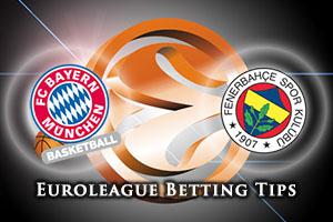 FC Bayern Munich v Fenerbahce Istanbul Betting Tips