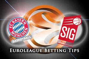 FC Bayern Munich v Strasbourg Betting Tips