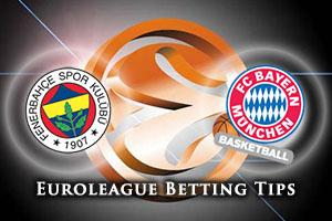 Fenerbahce Istanbul v FC Bayern Munich Betting Tips