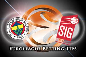Fenerbahce Istanbul v Strasbourg Betting Tips