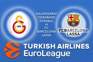 Galatasaray v Barcelona
