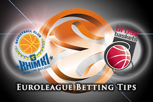 Khimki Moscow Region v Brose Baskets Bamberg Betting Tips