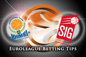 Khimki Moscow Region v Strasbourg Betting Tips