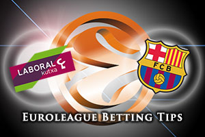 Laboral Kutxa Vitoria Gasteiz v FC Barcelona Lassa Betting Tips