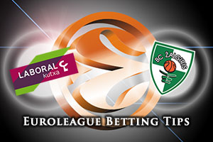 Laboral Kutxa Vitoria Gasteiz v Zalgiris Kaunas Betting Tips