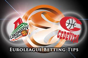 Lokomotiv Kuban Krasnodar v Cedevita Zagreb Betting Tips
