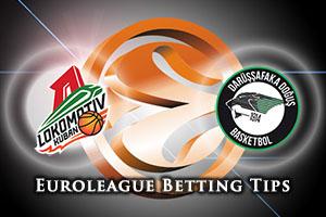 Lokomotiv Kuban Krasnodar v Darussafaka Dogus Istanbul Betting Tips