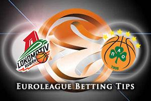 Lokomotiv Kuban Krasnodar v Panathinaikos Athens Betting Tips