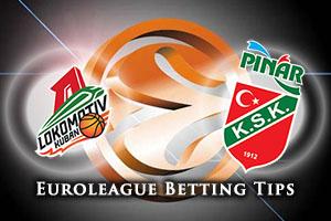 Lokomotiv Kuban Krasnodar v Pinar Karsiyaka Izmir Betting Tips