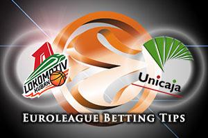 Lokomotiv Kuban Krasnodar v Unicaja Malaga Betting Tips