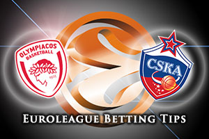 Olympiacos Piraeus v CSKA Moscow Betting Tips