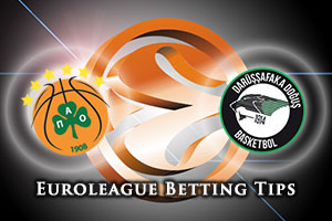 Panathinaikos Athens v Darussafaka Dogus Istanbul Betting Tips