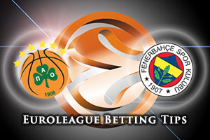 Panathinaikos Athens v Fenerbahce Istanbul Betting Tips