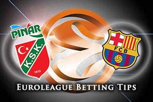 Pinar Karsiyaka Izmir v FC Barcelona Lassa Betting Tips