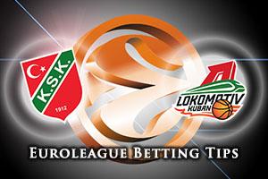 Pinar Karsiyaka Izmir v Lokomotiv Kuban Krasnodar Betting Tips