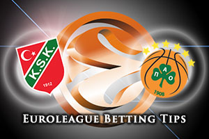 Pinar Karsiyaka Izmir v Panathinaikos Athens Betting Tips
