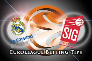 Real Madrid v Strasbourg Betting Tips