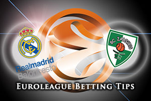 Real Madrid v Zalgiris Kaunas Betting Tips