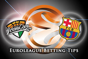 Stelmet Zielona Gora v FC Barcelona Lassa Betting Tips