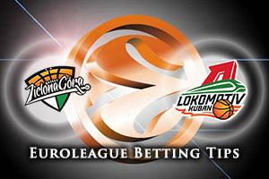 Stelmet Zielona Gora v Lokomotiv Kuban Krasnodar Betting Tips