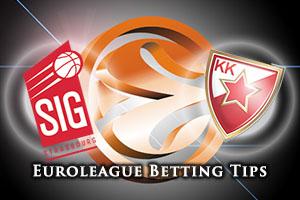Strasbourg v Crvena Zvezda Telekom Belgrade Betting Tips