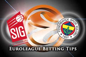 Strasbourg v Fenerbahce Istanbul Betting Tips