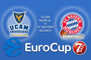 UCAM Murcia v FC Bayern Munich
