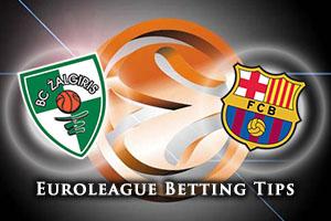 Zalgiris Kaunas v FC Barcelona Lassa Betting Tips