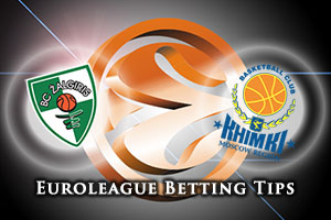 Zalgiris Kaunas v Khimki Moscow Region Betting Tips