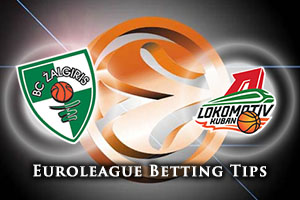 Zalgiris Kaunas v Lokomotiv Kuban Krasnodar Betting Tips