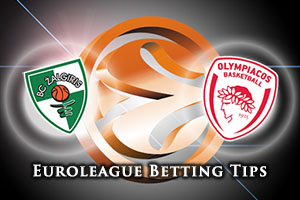 Zalgiris Kaunas v Olympiacos Piraeus Betting Tips