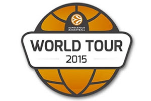 Euroleague World Tour 2015
