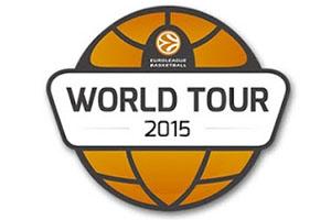 Euroleague World Tour 2015