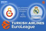 2 March 2017 Euroleague – Galatasaray Odeabank Istanbul v Real Madrid