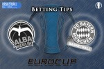 ALBA Berlin v Bayern Munich - 24 February 2016 Eurocup Last 16