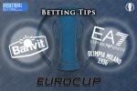 Banvit Bandirma v EA7 Emporio Armani Milan - 24 February 2016 Eurocup Last 16