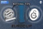 FC Bayern Munich v Galatasaray - 15 March 2016 Eurocup Quarter Final