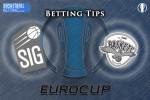 Strasbourg v EWE Baskets Oldenburg - 24 February 2016 Eurocup Last 16