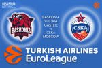25 April 2017 Euroleague Playoffs Tips – Baskonia Vitoria Gasteiz v CSKA Moscow