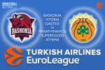 23 March 2017 Euroleague Tips – Baskonia Vitoria Gasteiz v Panathinaikos Superfoods Athens