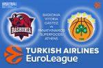23 March 2017 Euroleague Tips – Baskonia Vitoria Gasteiz v Panathinaikos Superfoods Athens