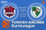 6 April 2017 Euroleague Tips – Baskonia Vitoria Gasteiz v Zalgiris Kaunas