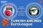 30 March 2017 Euroleague Tips – Brose Bamberg v Darussafaka Dogus Istanbul