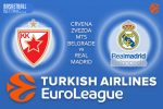 22 December 2016 Euroleague Tips – Crvena Zvezda mts Belgrade v Real Madrid