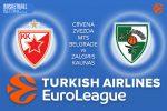 2 December 2016 Euroleague Tips – Crvena Zvezda mts Belgrade v Zalgiris Kaunas