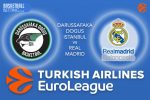 26 April 2017 Euroleague Playoffs Tips – Darussafaka Dogus Istanbul v Real Madrid
